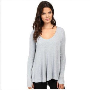 Free People 'Malibu' Thermal Top (S)